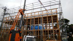 【宮城県大崎市B様・M様邸】無垢材で建てる木工事