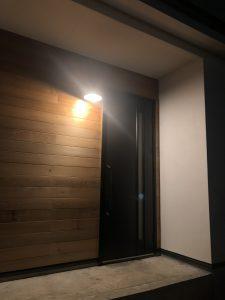 千のブラケットライト~埼玉県で健康注文住宅に入居中!~
