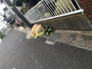 ゴミ置場が移動~埼玉本店で建てた健康注文住宅に入居中!~