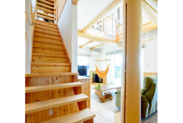 丸太が特徴的な遊び心あふれる空間 | 自然素材の注文住宅,健康住宅 | 実例写真 | 愛知県小牧市