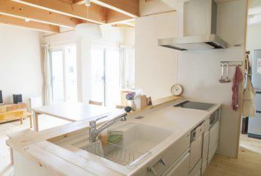 表と裏、そして回遊 ― 1級建築士が設計した自邸 | 埼玉県越谷市