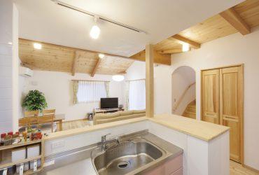ほどよい距離感の同居型2世帯住宅 | 埼玉県上尾市