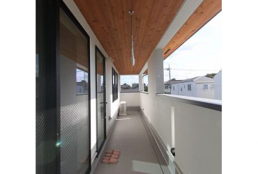 ベランダ | 自然素材の注文住宅,健康住宅 | 実例写真 | 東京都練馬区
