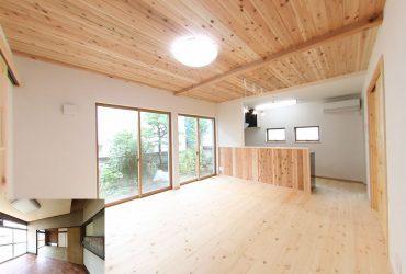 断熱材からフルリフォーム!愛工房のキセキの杉の家