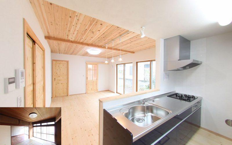 余計な家具は置かずスッキリとした空間 | 自然素材の注文住宅,健康住宅 | 実例写真 | 東京都練馬区