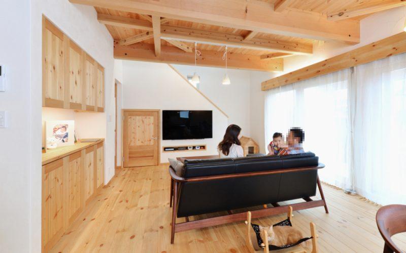 パッシブ設計で快適な住環境 | 自然素材の注文住宅,健康住宅 | 実例写真 | 宮城県仙台市