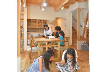 気持ちいい!木の家って本当にいいよね!| 埼玉県さいたま市