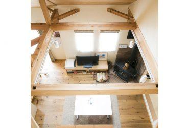 薪ストーブでゆったりまったりの家