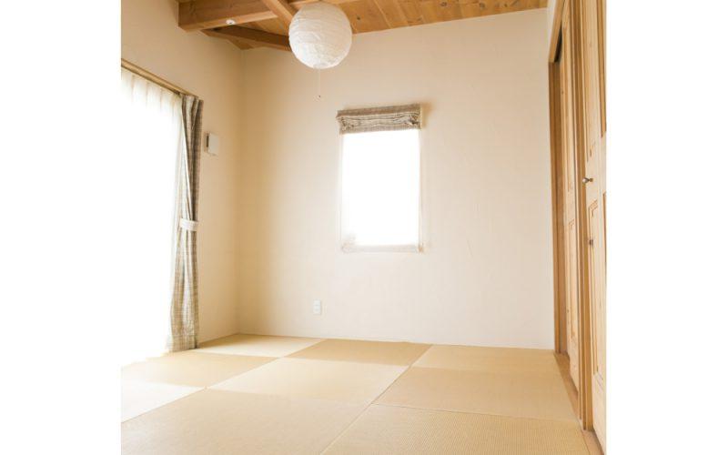 小上がり風の和室 | 自然素材の注文住宅,健康住宅 | 実例写真 | 茨城県牛久市
