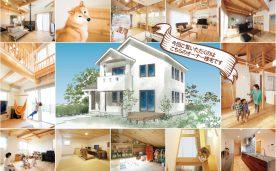 「収納率20%の家」完成現場見学会@栃木市