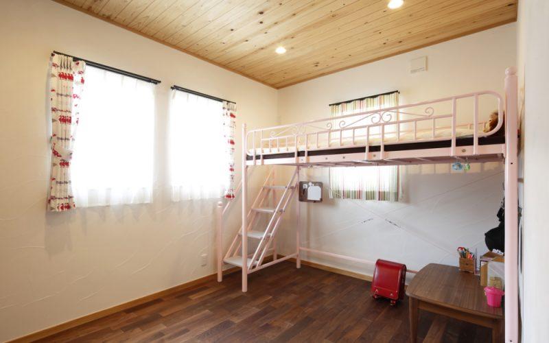 子供部屋 | 自然素材の注文住宅,健康住宅 | 実例写真 | 岐阜県関市