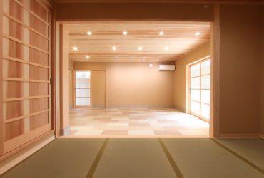 無垢材と漆喰に包まれた癒しの空間 | 自然素材の注文住宅,健康住宅 | 実例写真 | 東京都目黒区