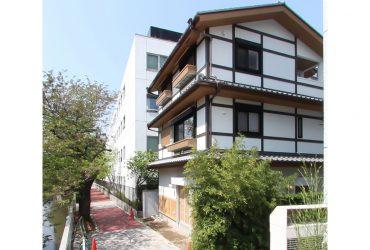 店舗兼住居 | 自然素材の注文住宅,健康住宅 | 実例写真 | 東京都目黒区