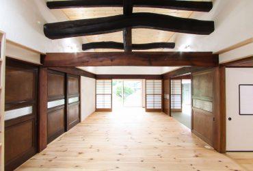 築80年の古民家リノベーション | 栃木県下都賀郡