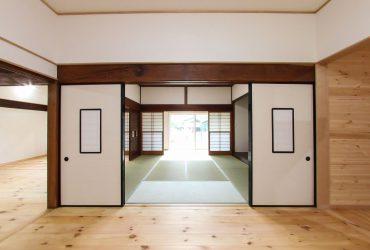 広縁から差し込む陽光で明るい和室 | 自然素材の注文住宅,健康住宅 | 実例写真 | 栃木県下都賀郡