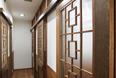 風水をとりいれた内装設計-店舗リフォーム-