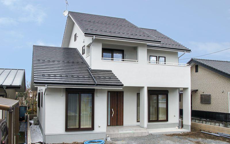 シンプルなパッシブデザイン | 自然素材の注文住宅,健康住宅 | 実例写真 | 栃木県下都賀郡