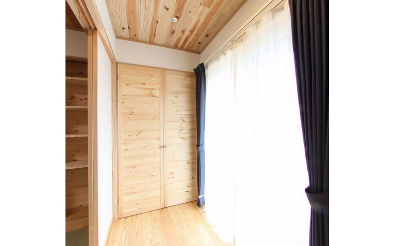 広縁 | 自然素材の注文住宅,健康住宅 | 実例写真 | 栃木県下都賀郡