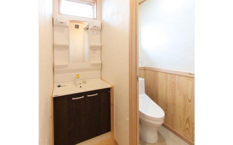 自然素材でトイレまで気持ちいい | 自然素材の注文住宅,健康住宅 | 実例写真 | 栃木県下都賀郡